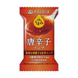 アマノフーズ(AMANO FOODS) Theうまみ 唐辛子スープ DF-2615
