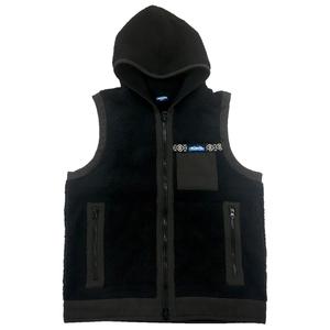 KAVU(カブー) Shasta Vest Men's 19820708043007 フリースベスト