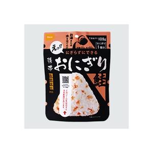 尾西食品 尾西の携帯おにぎり鮭(長期保存対応) ご飯加工品・お粥