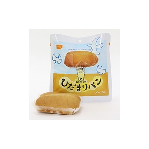 尾西食品 尾西のひだまりパン メープル