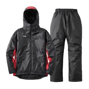 ロゴス(LOGOS) 防水防寒スーツ ステイシー LL レッド 30348411