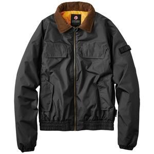 ロゴス(LOGOS) 防水防寒ジャケット ネイサン M ブラック 30518713
