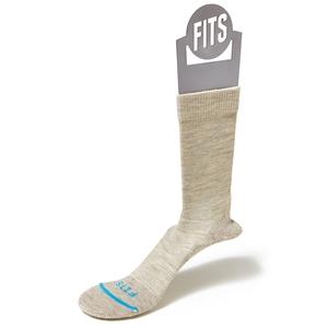 FITS(フィッツ) ライトハイカークルー F1002