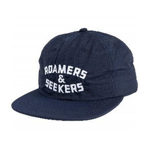 POLeR(ポーラー) ROAMERS AND SEEKERS NYLON FLOPPY 31730004-NVY キャップ(メンズ&男女兼用)
