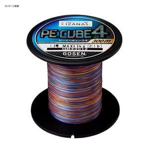ゴーセン(GOSEN) PE CUBE4(PE キューブ4) 300m GB43020