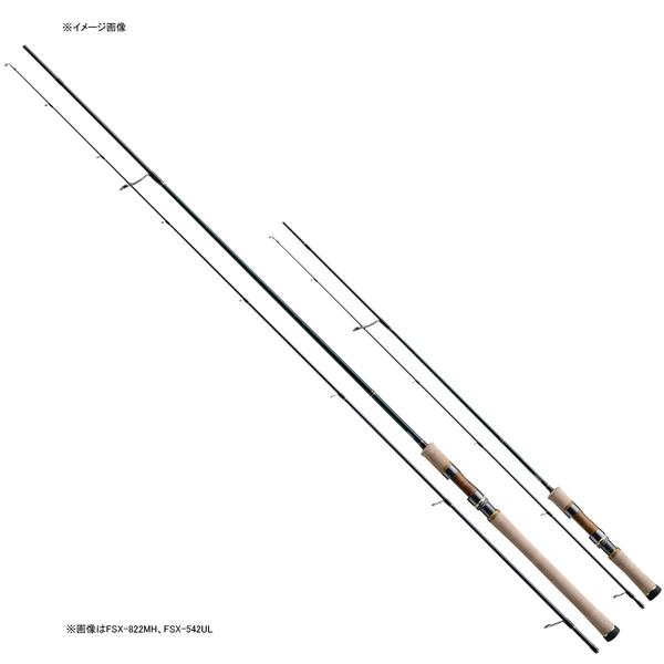 メジャークラフト ファインテール ストリーム FSX-462UL FSX-462UL 2ピース