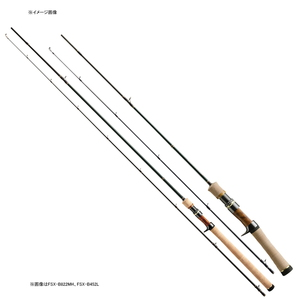 メジャークラフト ファインテール ストリーム FSX-B502L FSX-B502L