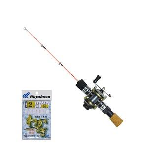 OGK(大阪漁具) ラクラクワカサギセット4 並継 FS24035