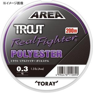 東レモノフィラメント(TORAY) トラウト リアルファイター ポリエステル 200m C712
