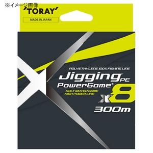 東レモノフィラメント(TORAY) ジギングPEパワーゲーム x8 300m 1号/16lb 10m毎5色分け F72M