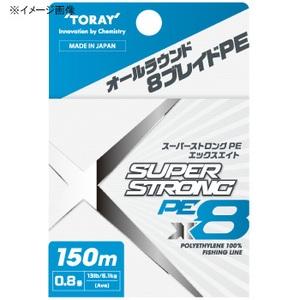 東レモノフィラメント(TORAY) スーパーストロングPE ×8 150m F72Q
