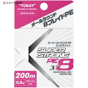 東レモノフィラメント(TORAY) スーパーストロングPE ×8 200m F72Q