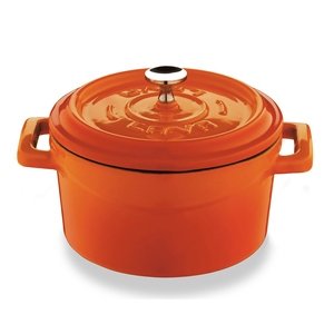 ファイヤーサイド(Fireside) LAVA ココット オレンジ 62314