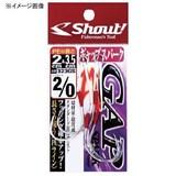 シャウト(Shout!) ギャップスパーク 323GS ジグ用アシストフック