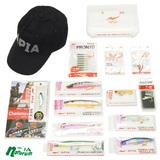 アピア(APIA) APIA新春福袋 2019 キャップ ブラックセット ルアーセット