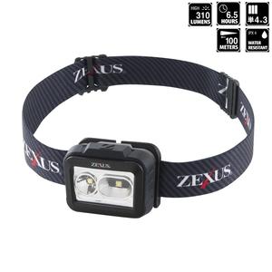ZEXUS(ゼクサス) ZX-180 白色・電球色照射モデル 最大240ルーメン 単四電池式 ZX-180