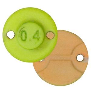 TIMON(ティモン/鮭鱒) ブング 0.4g 169 Wグローオレンジ×チャート