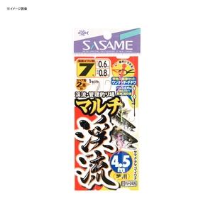 ささめ針(SASAME) マルチ渓流 4.5m竿用 6号 W-745