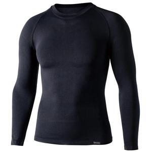 おたふく手袋(OTAFUKU) BTデュアルクロス ロングスリーブ クルーネックシャツ JW-592