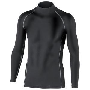 おたふく手袋(OTAFUKU) BTパワーストレッチ ハイネックシャツ JW-170 メンズ&男女兼用長袖アンダーシャツ