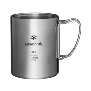 スノーピーク(snow peak) ステンレス真空マグ300 MG-213 ステンレス製マグカップ