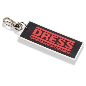 ドレス(DRESS) ラバーキーホルダー W