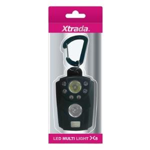 ルミカ Xtrada X8 マルチライト A21047 UVライト&畜光器