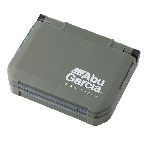 アブガルシア(Abu Garcia) ABU フック&シンカーケース L VS-318SD OLIVE 1501120 小物用ケース