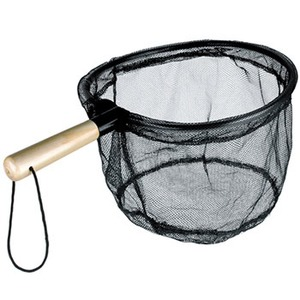 OGK(大阪漁具) ワンタッチ渓流ダモ 30cm ブラック OG737330K