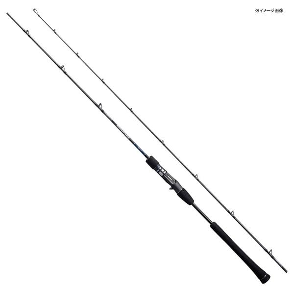 シマノ(SHIMANO) 19 グラップラー タイプJ B60-3 38924 ジギングベイトロッド
