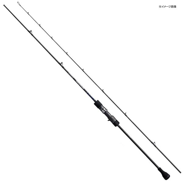 シマノ(SHIMANO) 19 グラップラー タイプスローJ B68-4 38933 ジギングベイトロッド