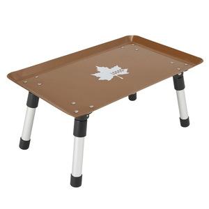 ロゴス(LOGOS) スタックカラータフテーブル 73189050