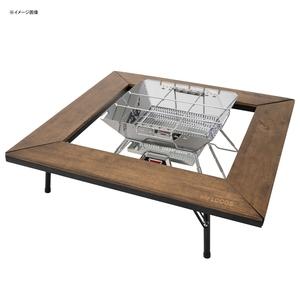 ロゴス(LOGOS) アイアンウッド囲炉裏テーブル 81064133 バーベキューテーブル