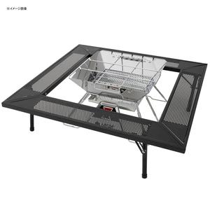 ロゴス(LOGOS) アイアン囲炉裏テーブル 81064134 バーベキューテーブル