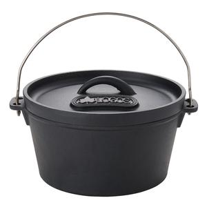 ロゴス(LOGOS) SLダッチオーブン9inch・ディープ(バッグ付き) 81062222 ダッチオーブン