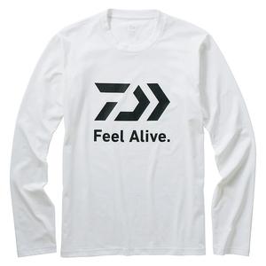 ダイワ(Daiwa) DE-82009 ロングスリーブFeel Alive Tシャツ 08331141