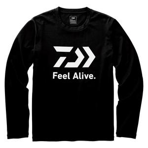ダイワ(Daiwa) DE-82009 ロングスリーブFeel Alive Tシャツ 08331160