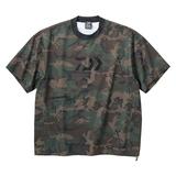 ダイワ(Daiwa) DE-66009 ビッグシルエット ショートスリーブメッシュTシャツ 08331579 フィッシングシャツ