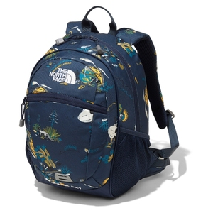 THE NORTH FACE(ザ・ノースフェイス) K SMALL DAY(スモール デイ キッズ) NMJ71653 バックパック(ジュニア・キッズ)