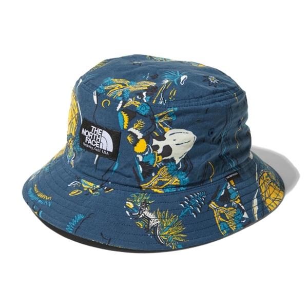 THE NORTH FACE(ザ・ノースフェイス) NOVELTY CAMP SIDE HAT(ノベルティ キャンプ サイド ハット) NN01818 ハット(メンズ&男女兼用)
