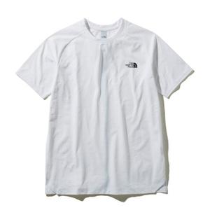 THE NORTH FACE(ザ・ノースフェイス) LINE LOGO TEE(ライン ロゴ ティー) Men's NT31993 メンズ半袖Tシャツ
