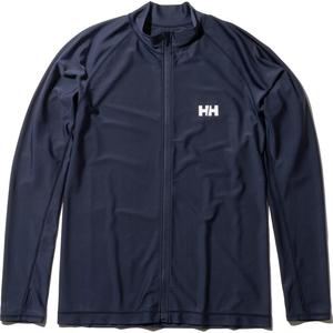 HELLY HANSEN(ヘリーハンセン) L/S フルジップ ラッシュガード HE81928