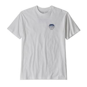 パタゴニア(patagonia) メンズ フィッツロイ ヘックス レスポンシビリティー 38439 メンズ半袖Tシャツ