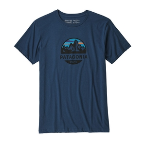 パタゴニア(patagonia) メンズ フィッツロイ スコープ オーガニック Tシャツ 39144