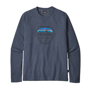 パタゴニア(patagonia) メンズ フィッツロイ ヘックス ライトウェイト クルー スウェットシャツ 39548