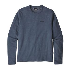パタゴニア(patagonia) メンズ P-6 ロゴ ライトウェイト クルー スウェットシャツ 39550 メンズセーター&トレーナー