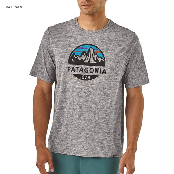 パタゴニア(patagonia) メンズ キャプリーン クール デイリー グラフィック シャツ 45235 メンズ速乾性半袖Tシャツ