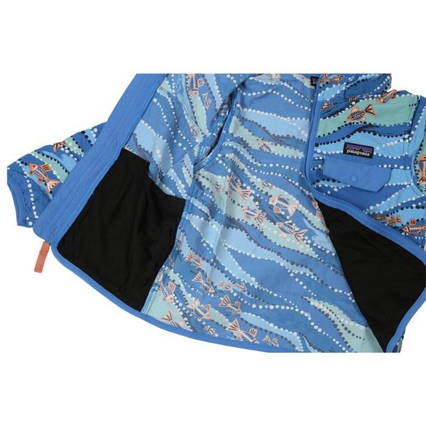 パタゴニア(patagonia) Baby Baggies Jacket(ベビー バギーズ ジャケット) 60289 ジャケット(ジュニア・キッズ・ベビー)