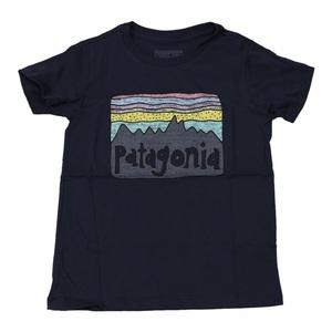 パタゴニア(patagonia) ベビー フィッツ ロイ スカイズ オーガニック Tシャツ キッズ 60419