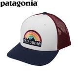 パタゴニア(patagonia) K's Trucker Hat(キッズ トラッカー ハット) 66032 ジャケット(ジュニア・キッズ・ベビー)